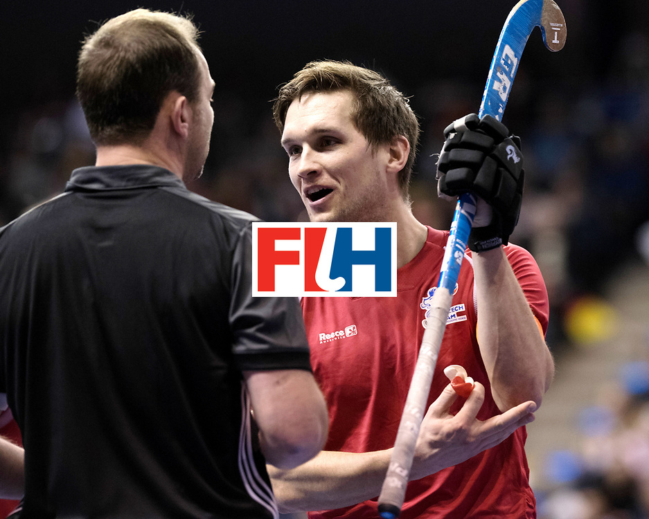 BERLIN - Indoor Hockey World Cup<br /> Women: Czech Republic - Germany <br /> foto: <br /> WORLDSPORTPICS COPYRIGHT FRANK UIJLENBROEK