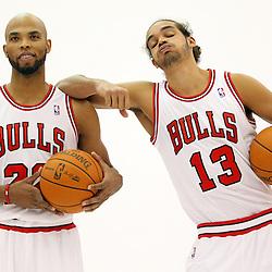 20111212: USA, NBA, Chicago Bulls Media Day