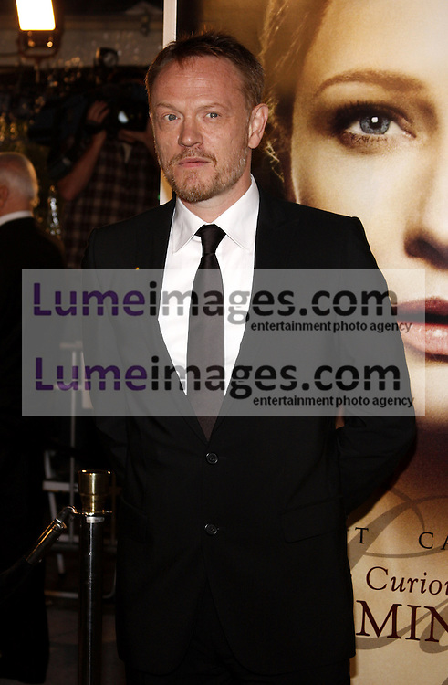 Jared Harris at the Los Angeles premiere of 'The Curious Case Of Benjamin Button' held at the Mann's Village Theater  in Westwood on December 8, 2008. Credit: Lumeimages.com
