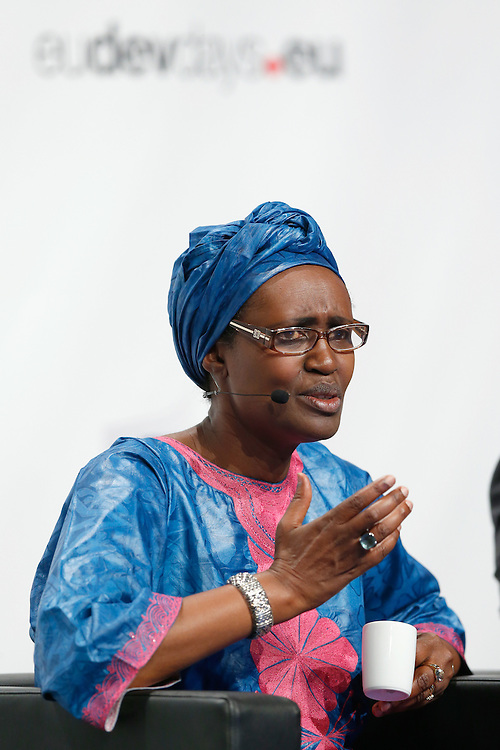 20160616 - Brussels , Belgium - 2016 June 16th - European Development Days - An economy for the 1 Percent - Winnie Byanyima , Executive Director , Oxfam International © European Union