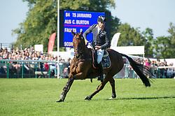 Burton Christopher, (AUS), TS Jamaimo<br /> Land Rover Burghley Horse Trials - Stamford 2015<br /> © Hippo Foto - Jon Stroud<br /> 06/09/15