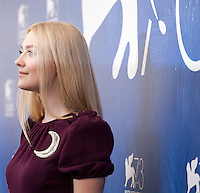 Dakota Fanning at the Brimstone film photocall at the 73rd Venice Film Festival, Sala Grande on Saturday September 3rd 2016, Venice Lido, Italy.