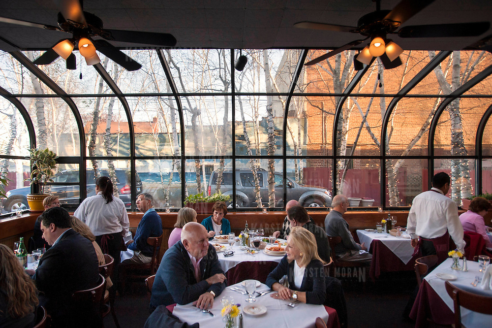 Westchester Dining review for Metropolitan section Trattoria