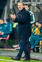 ALKMAAR - 08-12-2016, AZ - FC Zenit, AFAS Stadion, AZ trainer John van den Brom
