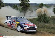 OGIER SEBASTIEN..CITROEN C4 WRC..NEW ZEALAND RALLY 2010 *** Local Caption *** ogier (sebastien) - (fra) -