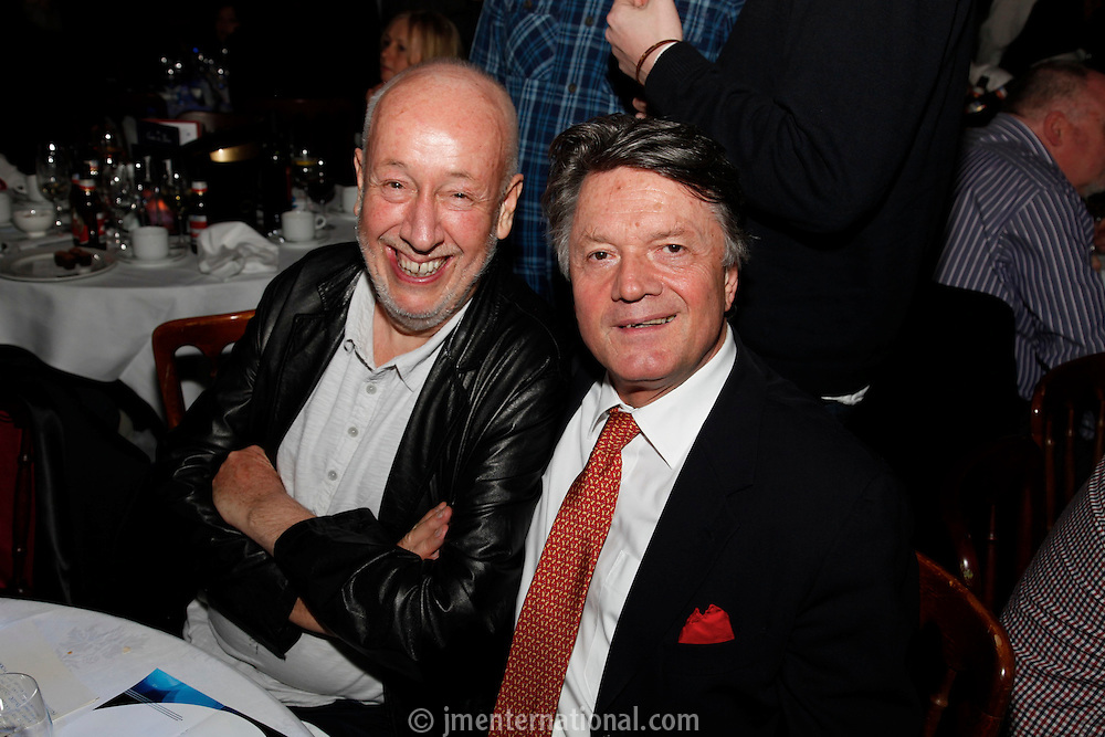 The Music Producers Guild Awards 2012, Cafe de Paris, London.Thursday, Feb.17. 2012