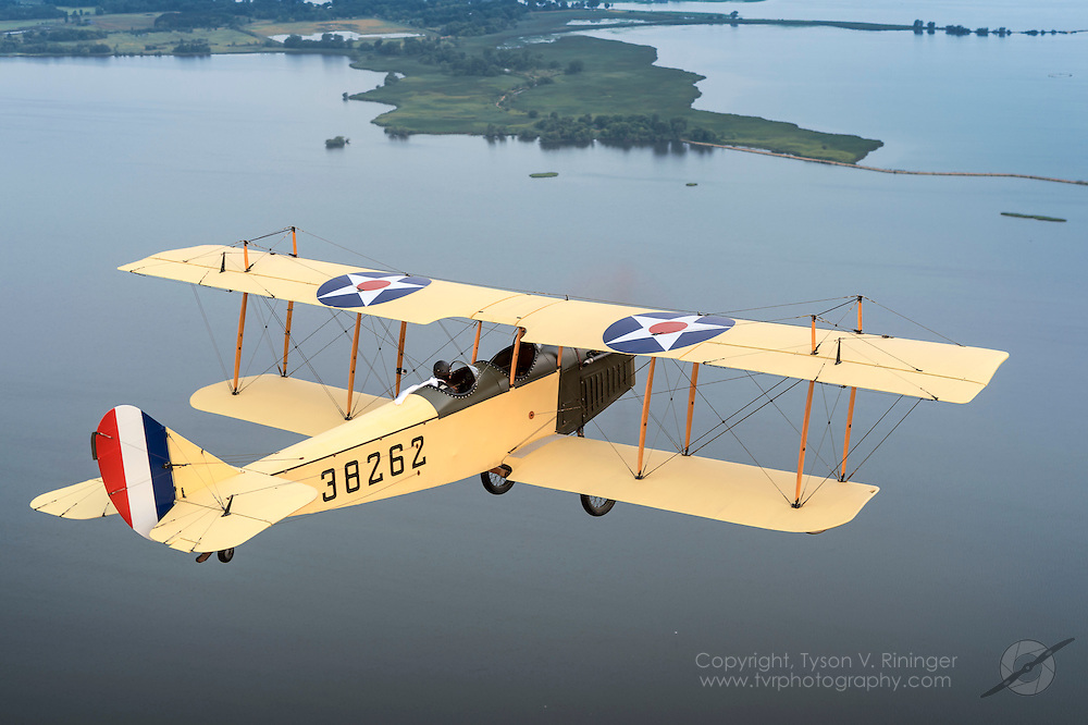 Replica Curtis Jenny 38262 owned and flown by Dorian Walker