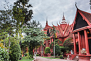 National Museum museum inaugurated during Khmer New Year 13 April 1920, Phnom Penh