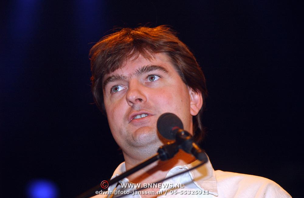 Harpengala 2003, Acda & de Munnik, Paul de Munnik