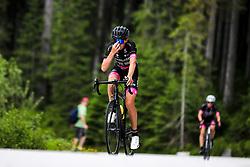 Matic Zagar competes at Sloveian Road Cycling Championship Time Trial 2020 Gorje - Pokljuka, on June 28, 2020 in Pokljuka, Slovenia. Photo by Matic Klansek Velej / Sportida