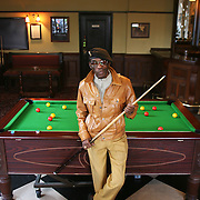 The late great Desmond Dekker, Jamaican reggae star photographed in London for The Times