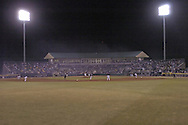 A sold out Tointon Stadium watches Kansas State win their 12 game in a row, as the Wildcats defeat 19 ranked Wichita State 6-3 in Manhattan, Kansas, March 14, 2006.