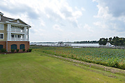 Images from Washington, North Carolina, a quaint historic town that rests along the Pamlico River, where Beacon Street is building a waterfront community of single family homes called Moss Landing.