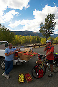 WA - USA - Adventure Cycling Sierra Cascades Route