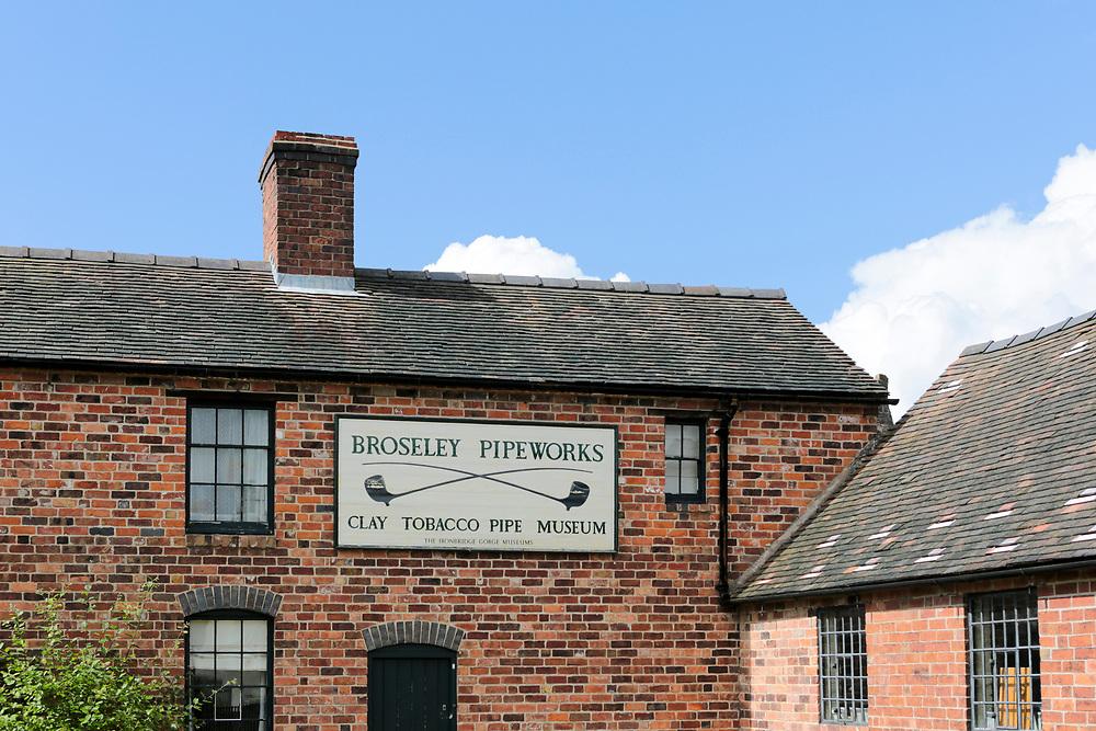 Broseley Pipeworks, Shropshire, United Kingdom, 2017-08-31.