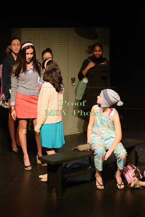 Summit, NJ 03/05/2014 - Bad Teacher held at Kent Place. (Photo: Eugene Parciasepe, Jr.)