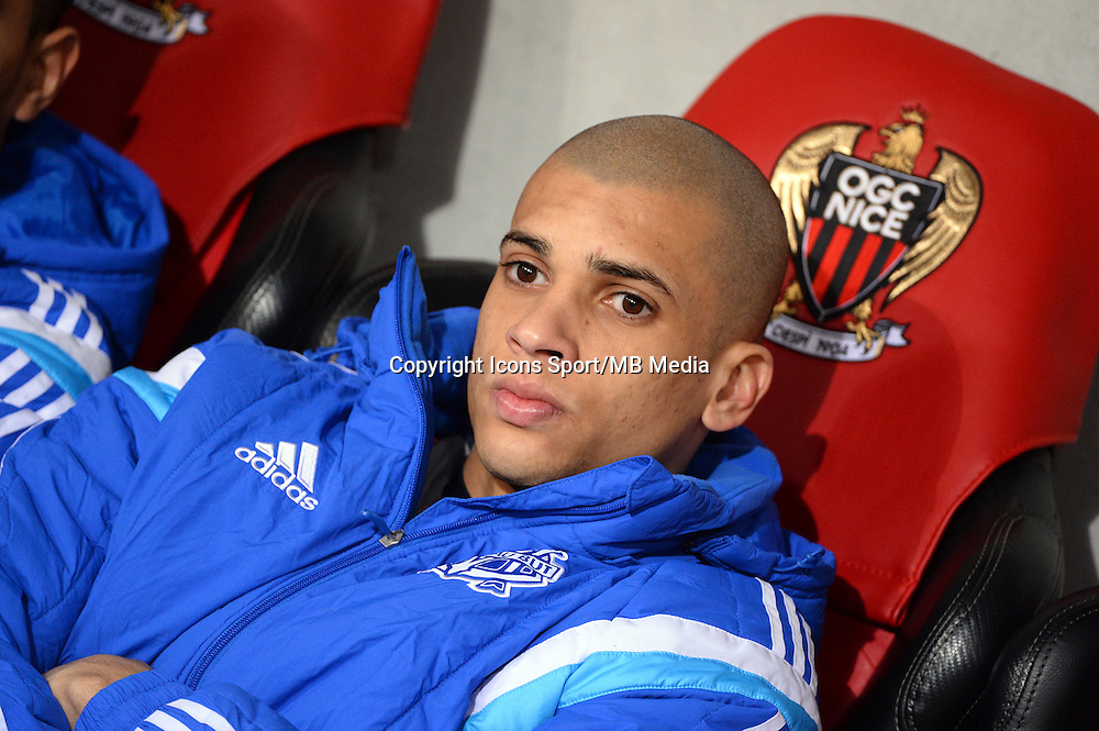 Matheus DORIA   - 23.01.2015 - Nice / Marseille - 22eme journee de Ligue 1<br />