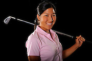 Stephanie Na of Australia during a portrait shoot prior to the LPGA Futures Tour's Daytona Beach Invitational at LPGA International's Championship Courser on March 29, 2011 in Daytona Beach, Florida... ©2011 Scott A. Miller