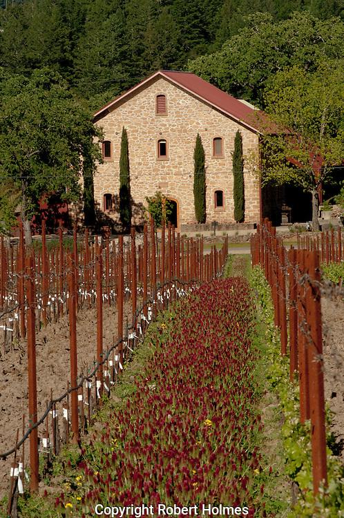 Ehlers Estate, Napa Valley, California