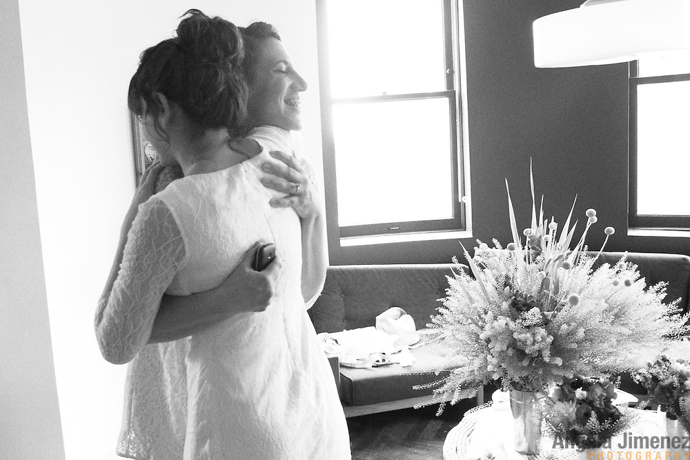 Trisha & Sinan's wedding is photographed in New York City and Brooklyn on July 7, 2012. ..Photograph by Angela Jimenez Photography .http://www.angelajimenezphotography.com