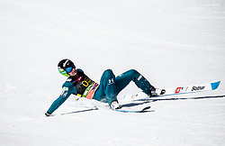 Domen Prevc (SLO) during the Ski Flying Hill Team Competition at Day 3 of FIS Ski Jumping World Cup Final 2019, on March 23, 2019 in Planica, Slovenia. Photo by Vid Ponikvar / Sportida