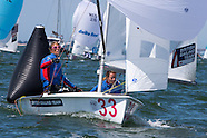 2013 470  Worlds | Day 4  | Thu 8 Aug | Women