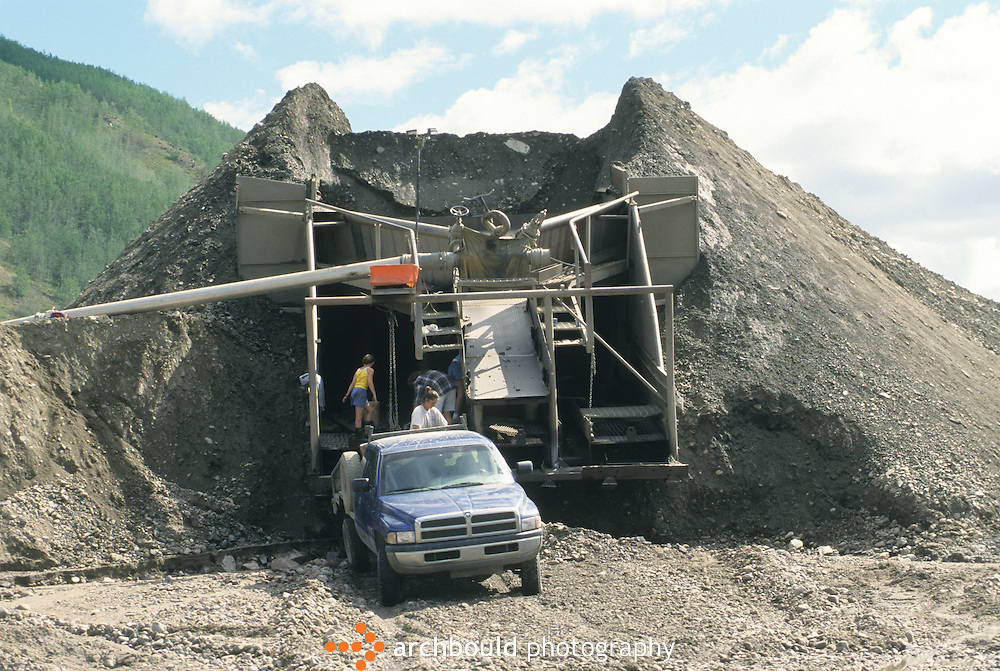 Dawson City Yukon, gold mine<br /> <br /> NOT IN YOUR BUDGET? Contact Cathie for a price specific to your project.