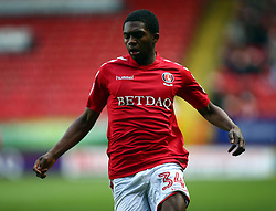 December 23, 2017 - London, United Kingdom - Charlton Athletic's Anfernee Djiksteel.during Sky Bet  League One match between Charlton Athletic  against Blackpool at The Valley Stadium London on 23 Dec  2017  (Credit Image: © Kieran Galvin/NurPhoto via ZUMA Press)