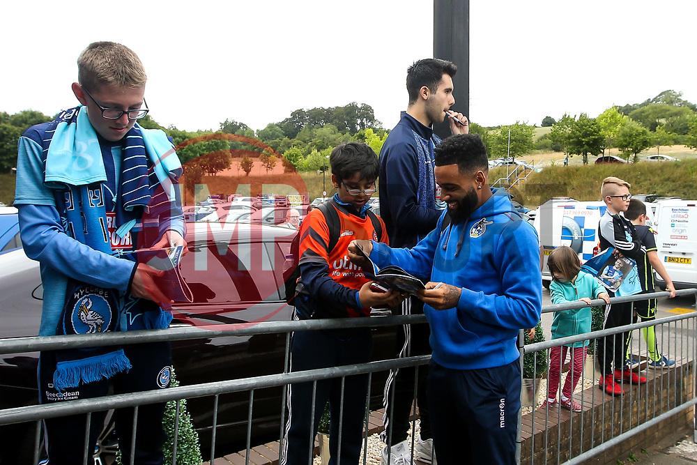 Alex Jakubiak of Bristol Rovers - Mandatory by-line: Robbie Stephenson/JMP - 18/08/2018 - FOOTBALL - Adam's Park - High Wycombe, England - Wycombe Wanderers v Bristol Rovers - Sky Bet League One