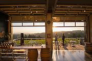 Scott & Annie Shull, Raptor Ridge Winery, Chehalem Mountains, Willamette Valley, Oregon