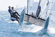 2013 SWC Hyères | Wed 24 April | Nacra 17