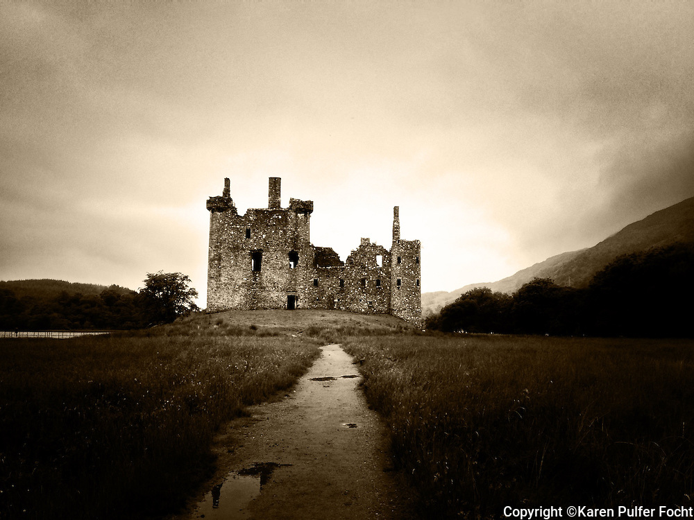 The Scottish Highlands are steeped in history and rich in culture. There are numerous Scottish Castles dotting the country side, and all have a story to tell.