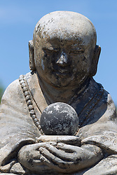 magnificent statue of The Buddha