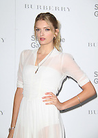 Lily Donaldson The Serpentine Gallery Summer Party 2011 with Burberry, Kensington Gardens, London, UK, 28 June 2011:  Contact: Rich@Piqtured.com +44(0)7941 079620 (Picture by Richard Goldschmidt)
