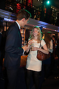 ROBERT SANCROFT-BAKER; CHRISTIANA HAMBRO, The Gentleman's Journal Autumn Party, in partnership with Gieves and Hawkes- No. 1 Savile Row London. 3 October 2013