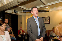 "19/7/2011. John Crumlish, Galway Arts Festival in McSwiggans for the pre show reception of Propellors ""Comedy of Errors"" by Shakspeare in the Galway Arts Festival, sponsored by Ulster Bank. Photo:Andrew Downes"