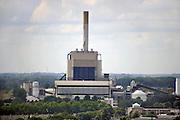 Nederland, Nijmegen, 22-8-2012De elektriciteitscentrale van Electrabel, onderdeel van GDF SUEZ Energie Nederland.Foto: Flip Franssen