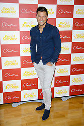 Mark Wright signs copies of his new Calendar. Bluewater Shopping Center, Greenhithe, United Kingdom. Saturday, 26th October 2013. Picture by Chris Joseph / i-Images