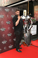 Simon Lipkin, Knights Of The Rose, Classic Rock West End Musical - Press Night Red Carpet Premiere, Arts Theatre, London, UK, 05 July 2018, Photo by Richard Goldschmidt