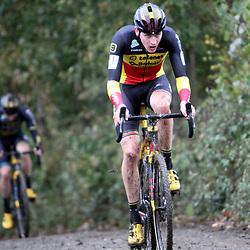 01-11-2019: Wielrennen: DVV trofee Veldrijden: Koppenberg: Toon Aerts