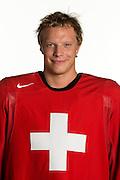 31.07.2013; Wetzikon; Eishockey - Portrait Nationalmannschaft; Gregory Sciaroni (Valeriano Di Domenico/freshfocus)
