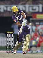 IPL 2012 Match 38 Kolkata Knight Riders v Royal Challengers Bangalore
