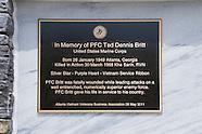 AVVBA 110526 Memorial PFC Britt