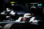 October 30, 2016: Mexican Grand Prix. Lewis Hamilton (GBR), Mercedes