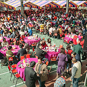 Wedding Feast, Namasiya Township, Kaoshiung County, Taiwan