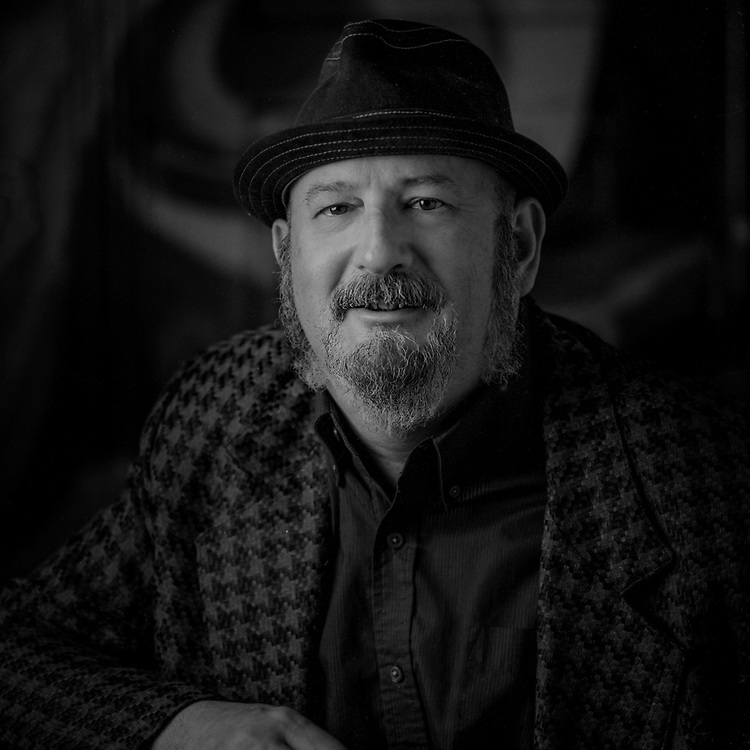 Portrait of Todd Davis by Kansas City Photographer Kirk Decker.