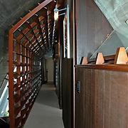 decorative arch hallway