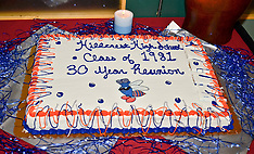 Hillcrest High School 30th Reunion, August 5, 2011