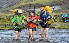 20140708 ISL: Iceland Diabetes Challenge Dag 4, Alftavatn