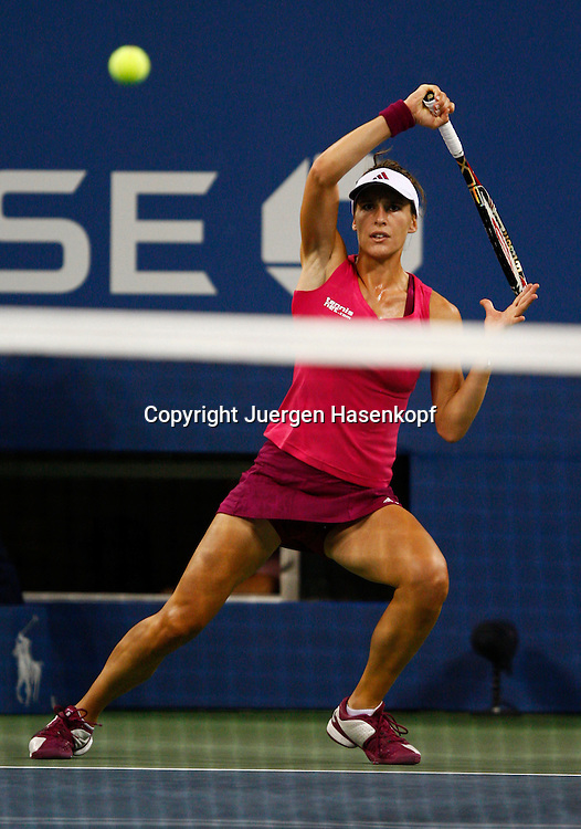 US Open 2010, USTA Billie Jean King National Tennis Center, Flushing Meadows,  New York,.ITF Grand Slam Tennis Tournament .Andrea Petkovic (GER)